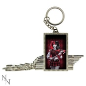 3D Keyring Dark Jester Pack of 10