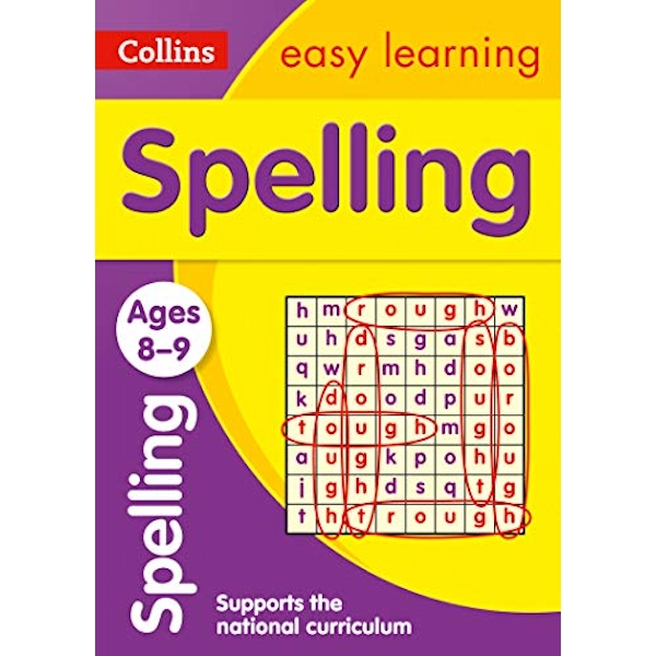 Spelling Ages 8-9: New Edition (Collins Easy Learning KS2) by Collins Easy Learning (Paperback, 2015)