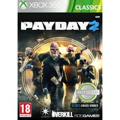 Payday 2 Xbox 360 Game (Classics)