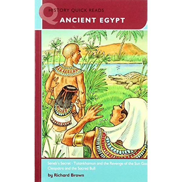 History Quick Reads: Ancient Egypt by Richard Brown (Paperback, 2004)
