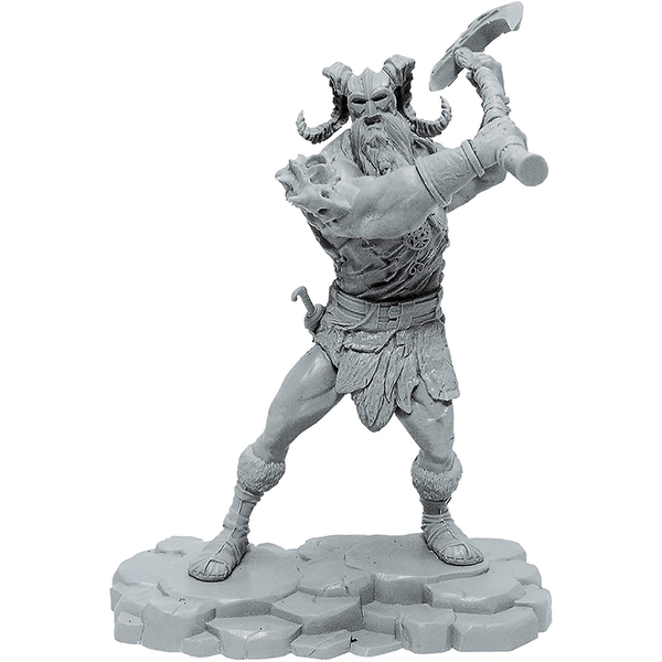 Frost Giant Ravager Miniature: Icewind Dale: Rime of the Frostmaiden