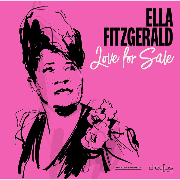 Ella Fitzgerald - Love For Sale Vinyl