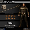 Aquaman (Justice League) Mezco One:12 Collective Action Figure