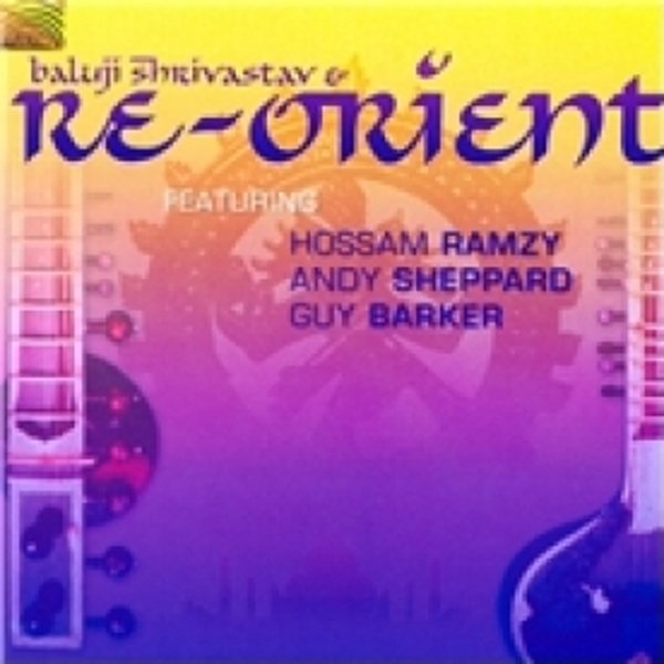 Baluji Shrivastav And Re-Orient CD