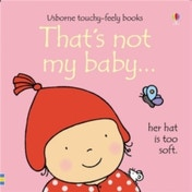 That's Not My Baby - Girl by Fiona Watt (Board book, 2009)