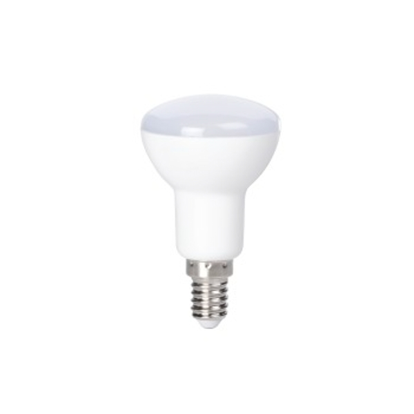 Xavax LED Bulb, E14, 450lm replaces 37W, reflector bulb R50, warm white