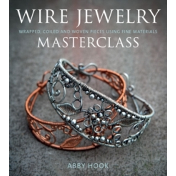 Wire Jewelry Masterclass: Wrapped, Coiled and Woven Pieces Using Fine Materials by Abby Hook (Paperback, 2011)