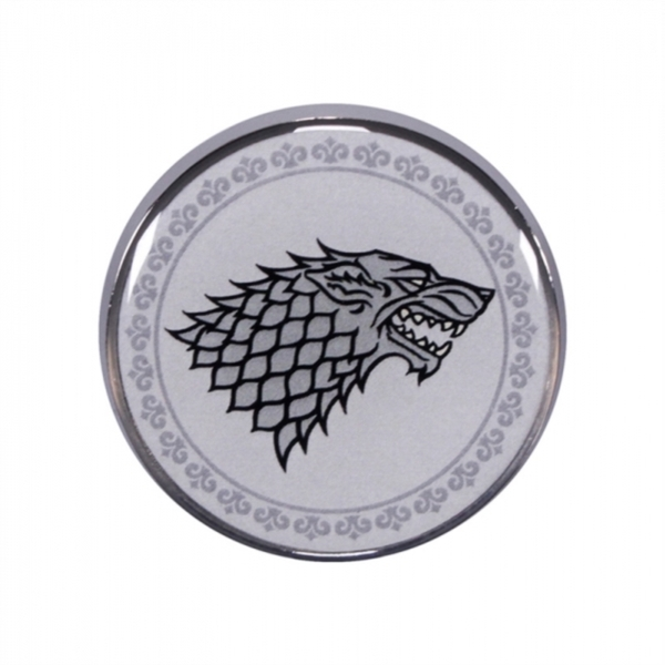 Game Of Thrones - Stark Enamel Pin Badge