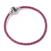 Harry Potter Pink Leather Bracelet-19cm