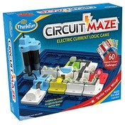 Thinkfun Circuit Maze - Electric Current Logic Game