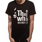 The Who - Maximum RNB Men's X-Large T-Shirt - Black