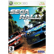 Sega Rally Game Xbox 360