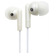 Groov-e Kandy Earphones White