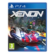 Xenon Racer PS4 Game