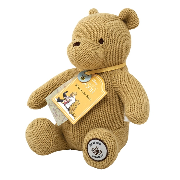 Made With Love Clasic Winnie The Pooh Soft Toy