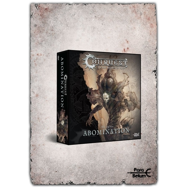 Conquest: The Last Argument of Kings Spires Abomination Expansion