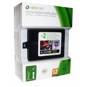 Official 320GB Internal Media Hard Drive (with Need for Speed Hot Pursuit Download) Xbox 360