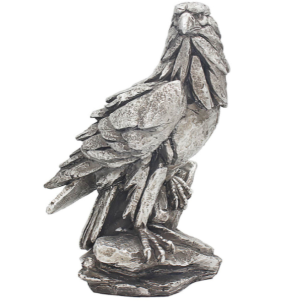 Natural World Eagle Figurine By Lesser & Pavey