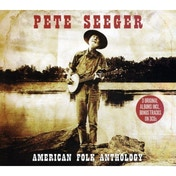 Pete Seeger - American  Folk Anthology CD