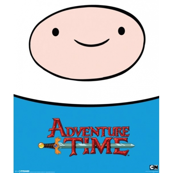 Adventure Time - Finn Mini Poster