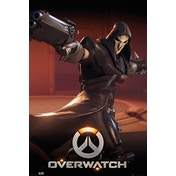 Overwatch Reaper Maxi Poster