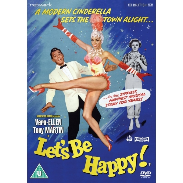 Let's Be Happy DVD
