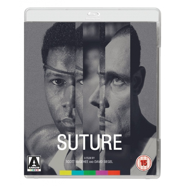 Suture Blu-Ray