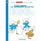 The Smurfs and the Egg (Smurfs Graphic Novels Series #5)