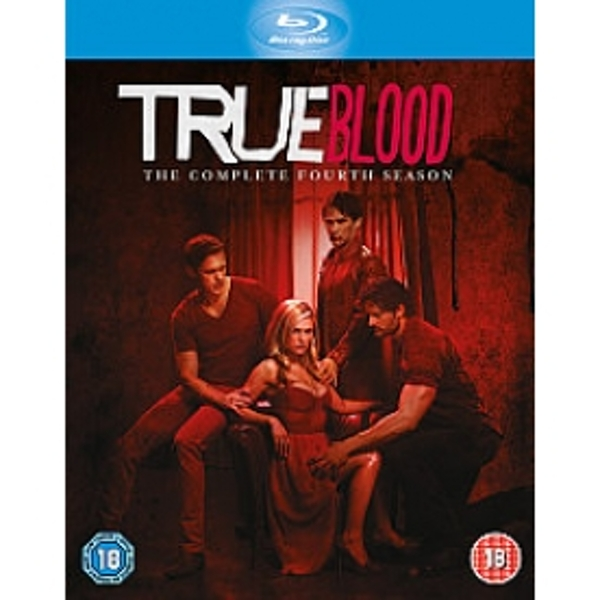 True Blood - Complete Series 4 Blu-Ray