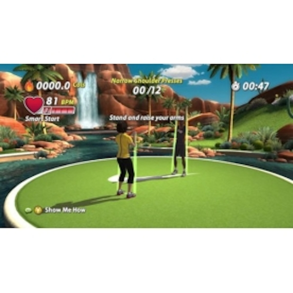 Kinect EA Sports Active 2 Game Xbox 360 - Image 4