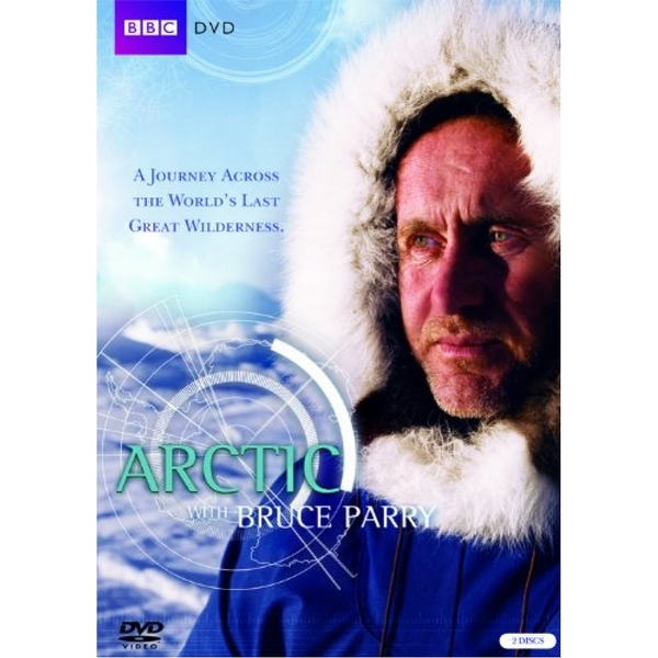 Arctic With Bruce Parry DVD