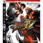 Street Fighter IV 4 Game (Greatest Hits) PS3 (#)