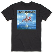 Iron Maiden - Seventh Son Box Men's Large T-Shirt - Black