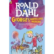 George's Marvellous Medicine (Dahl Fiction) Paperback