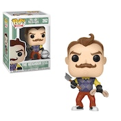 The Neighbour With Axe & Rope (Hello Neighbour) Funko Pop! Vinyl Figure #262