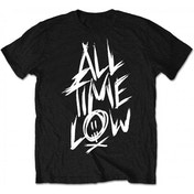 All Time Low - Scratch Men's XX-Large T-Shirt - Black