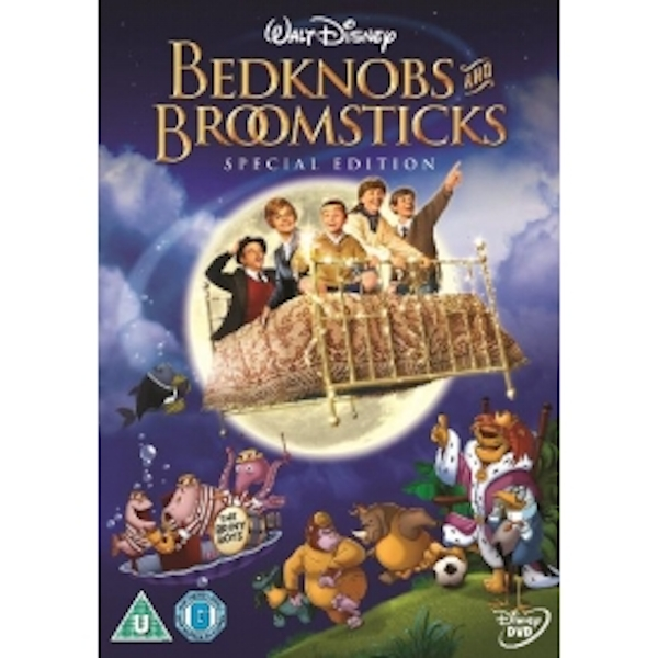 Bedknobs And Broomsticks DVD