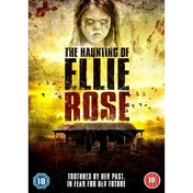 The Haunting Of Ellie Rose DVD
