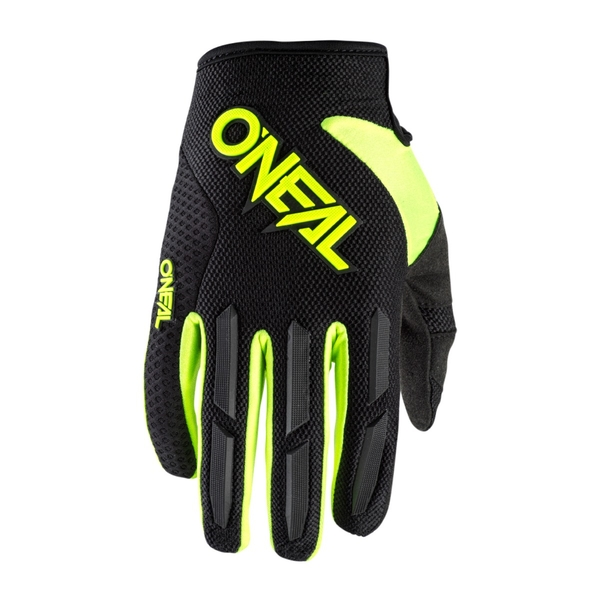 O'Neal Element Youth Gloves 2020 Neon Yellow Extra Small