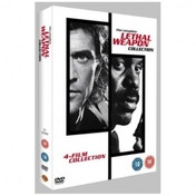 Lethal Weapon 4 Film Collection Box Set DVD