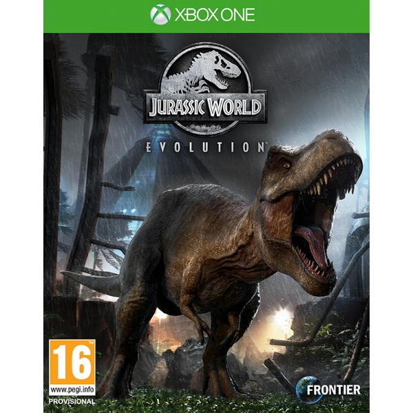 Jurassic World Evolution Xbox One Game - Image 1