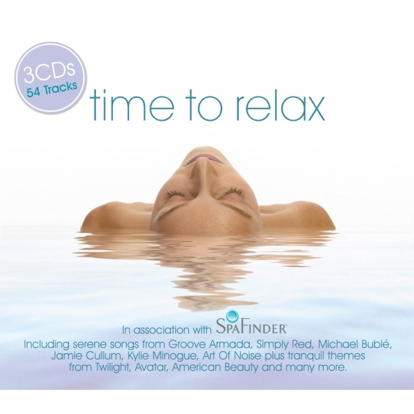 Various Artists - Time to Relax CD