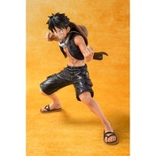 Monkey D. Luffy Film Gold Version (One Piece Pirates) Bandai Tamashii Nations  Figuarts ZERO Figure