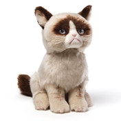 Gund Grumpy Cat 9 Inch Plush Toy