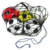 Precision Football Carry Net - 12 Ball