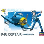 Egg Plane F4U Corsair Model Kit