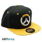Overwatch - Orange - Logo Snapback Cap