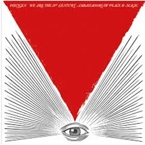 Foxygen ‎– We Are The 21st Century Ambassadors Of Peace & Magic Vinyl