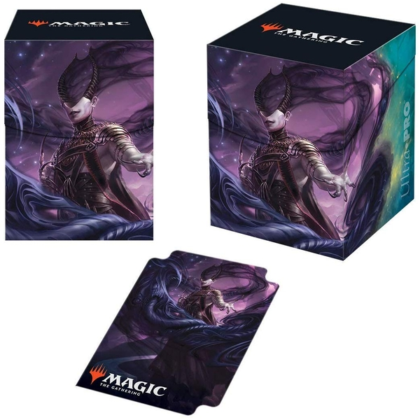 Ultra PRO 100+ Deck Box Theros Beyond Death Ashiok, Nightmare Muse