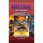 Valeria: Card Kingdoms - Expansion Pack #05: Monster Reinforcements